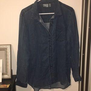Athleta Jean shirt